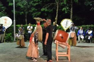 麻加江かんこ踊り、念仏おどり(慶林寺)