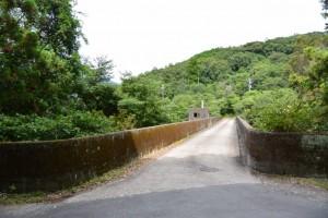 河内ダム(鳥羽市河内町)