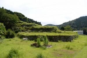 棚田跡(鳥羽市河内町)