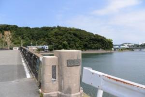 安楽島橋(加茂川)