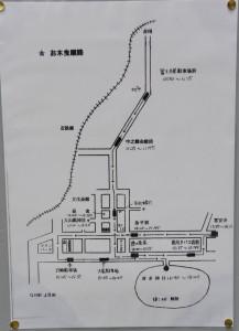 お木曳順路(賀多神社)