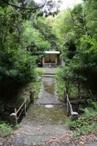 一の滝地蔵尊霊場(常安寺付近〜扇野の宿 扇芳閣)