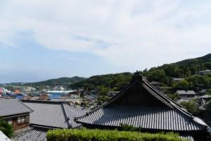 春曜山 西念寺からの風景