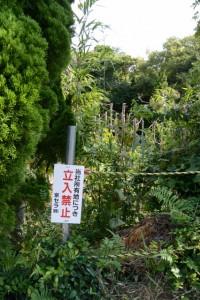 京セラ(株)の所有地