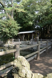 御食神社(豊受大神宮摂社)