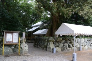 志等美神社・大河内神社(豊受大神宮摂社)、打懸神社(同末社)