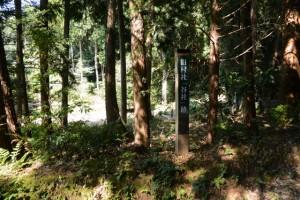 (14) 旧村社「谷社」跡