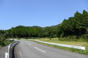 ふるさと農道(磯部町)