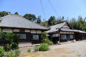 池渓寺(磯部町恵利原)
