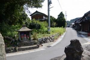 (1)A-9 鈴鹿駅家跡付近