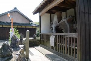 (1)A-8 御厩の松跡