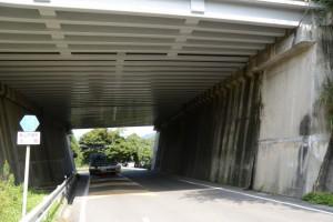 名阪国道の高架(県道10号)