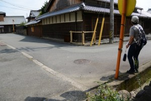 桝形道路、(2) 楠原宿