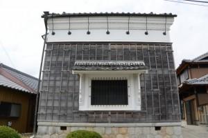 (2)-16 旧明村役場庁舎〜(2)-17 石燈籠