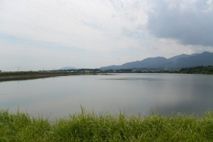 (3)-1 横山池