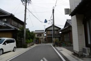 桝形道路、(3)椋本