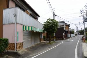 中町橋付近、(4) 高野尾1