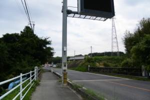 向沖橋(中の川)、(6) 窪田宿