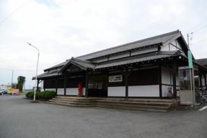 JR紀勢本線 一身田駅