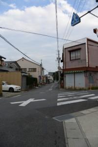 二回目の(!)地点、(6) 窪田宿