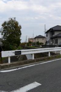 桜橋(毛無川)