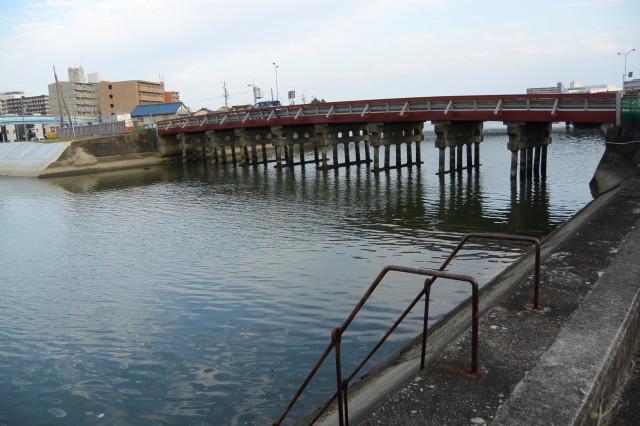 架け替え前の江戸橋、2015年09月21日時点