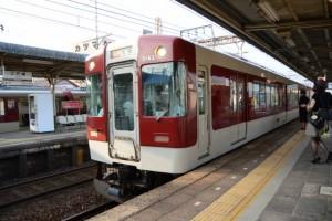 近鉄名古屋線 江戸橋駅