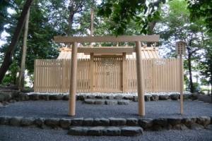 桧香る志等美神社・大河内神社(豊受大神宮摂社)