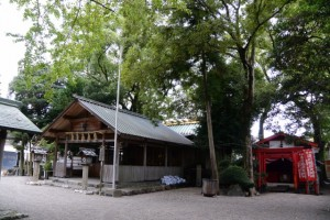清川稲荷大明神、今社(伊勢市宮町)