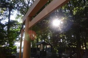 志等美神社・大河内神社(豊受大神宮摂社)