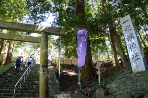 一之瀬神社(度会町脇出)(地図No.2)