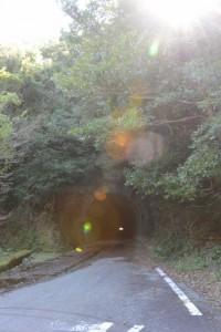 野見坂隧道入口(度会町南中村側)