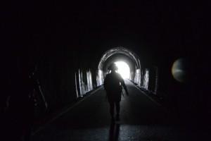 野見坂隧道、度会町南中村側→南伊勢町側
