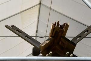 御造営(大修繕?)の準備が開始された神服織機殿神社(皇大神宮所管社)