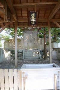 須賀神社(松阪市井口中町)