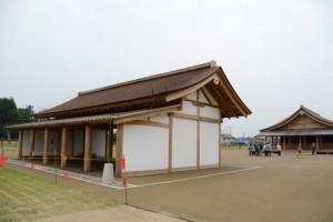 斎宮跡復元建物、東脇殿