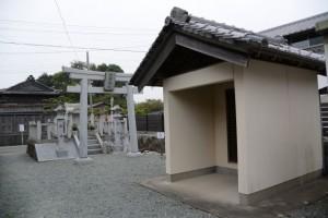 庚申堂(竹茗舎の隣)