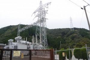 中部電力 南島変電所