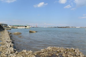 太一御用船(御幣鯛船)、伊勢市神社港から篠島へ