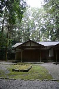 斎館(神麻続機殿神社)