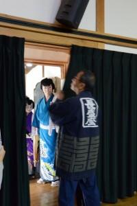 伊勢古市歌舞伎保存会「白浪五人男」(第16回伊勢のだいどこ河崎商人市)