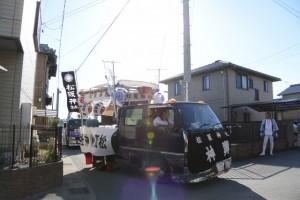 松阪神社式年遷座・お木曳き