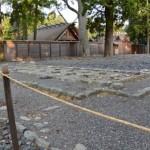 お気に入りの『丸い石』が姿を消した宿衛屋跡(外宮 古殿地)