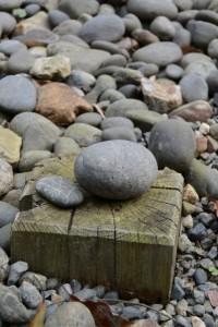 大庭の石(外宮)