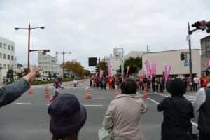 日本大 ダニエル・ムイバ・キトニー(第47回全日本大学駅伝)
