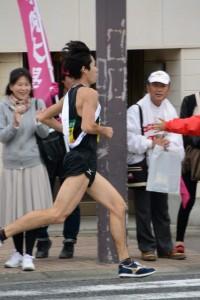 全日本大学選抜 武藤健太(第47回全日本大学駅伝)