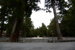 外宮 古殿地