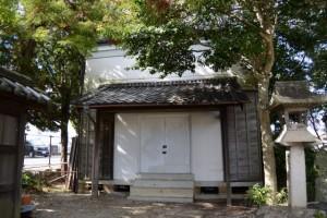 蔵、御厨神社(松阪市本町)