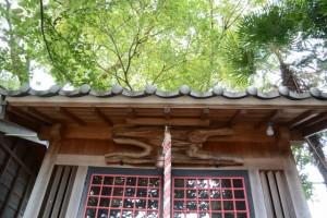 高春稲荷神社(御厨神社)