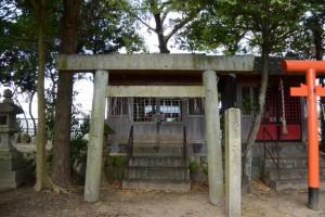 大山祇神社・猿田彦神社(?)(御厨神社)